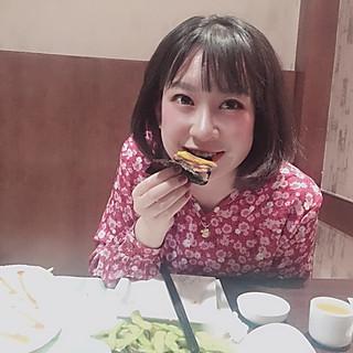 肉肉脸的橘子的【过生日】吃日料,麦当劳圆筒