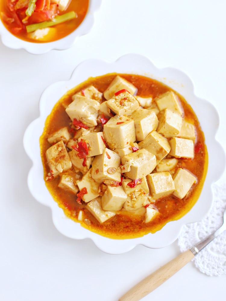 喵の早餐 | 香辣豆腐,比百元餐厅的好吃~图3