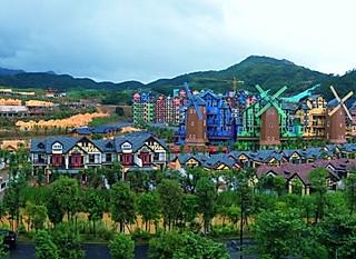 指尖起舞的旅行攻略 | 广州周边欧洲风情景点推荐