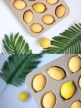 A芈菇凉的💥超级松软的柠檬小蛋糕‼️让孩子们百吃不腻