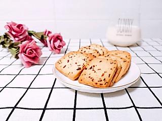 翎儿麻麻的3步搞定,美味易制作的蔓越莓饼干Get!!