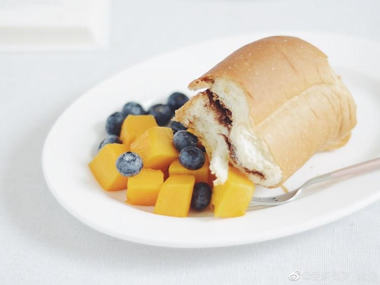 关于淡奶油土司的早餐图6