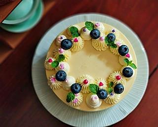 蘭心阁主的蘭心私房手作蛋糕