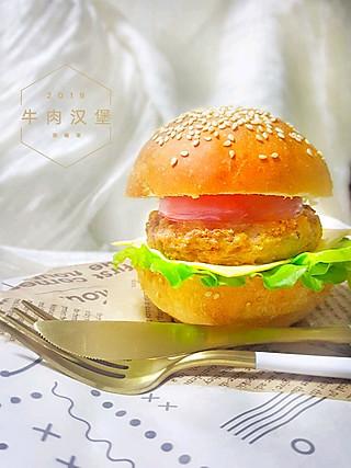 爱糖果的牛肉汉堡