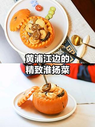 标爷吃光上海的念念不忘的长江鲜,回味无穷的淮扬菜❤