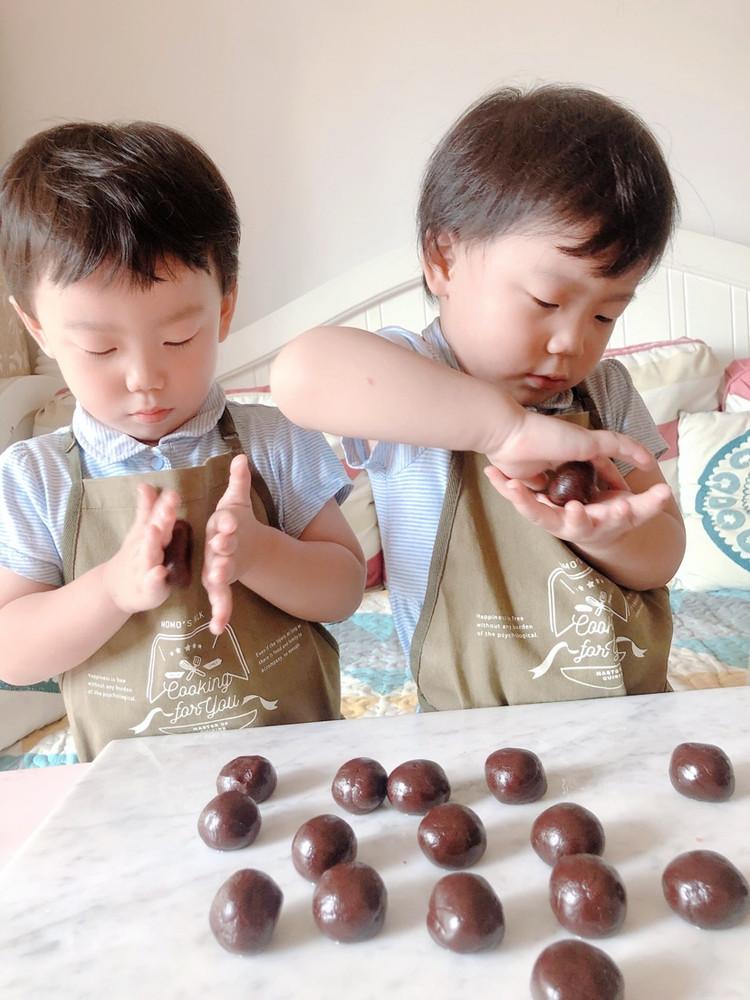 下厨~和孩子一起做些温暖的小事😘图3