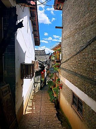 Louisa777的丽江古城