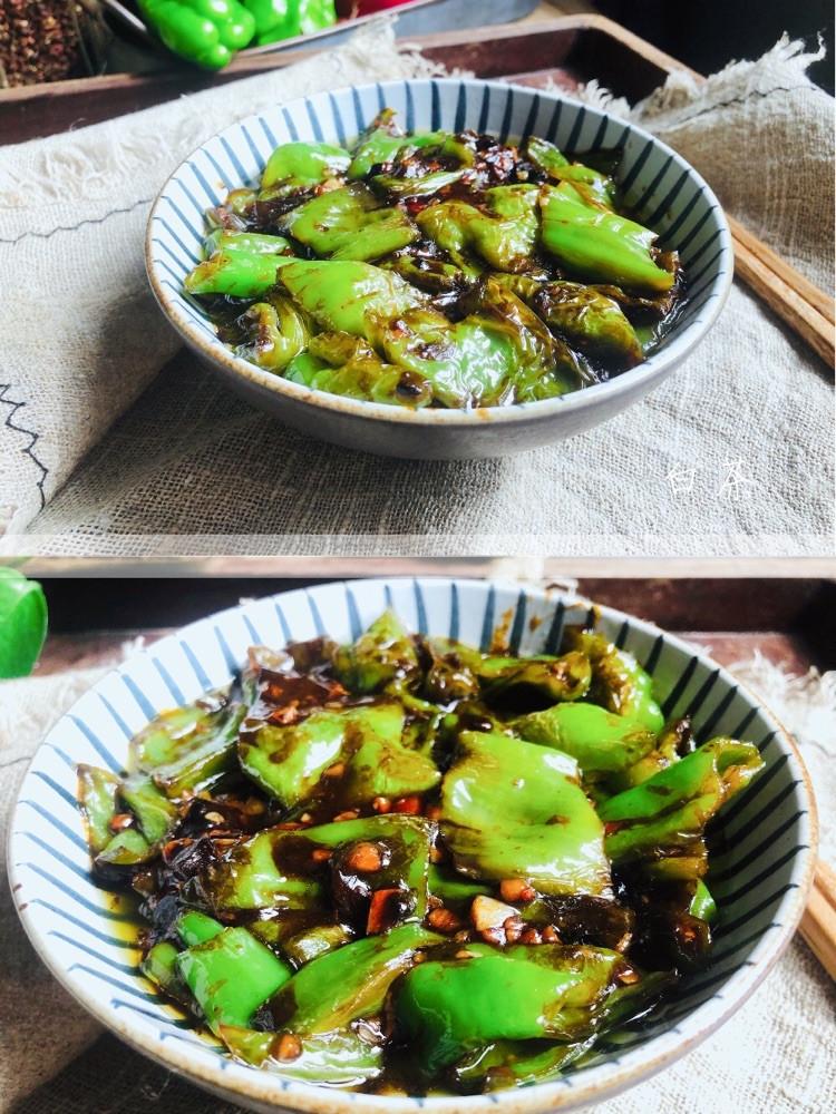 🔥 史上最好吃的虎皮青椒,超下饭❗图2