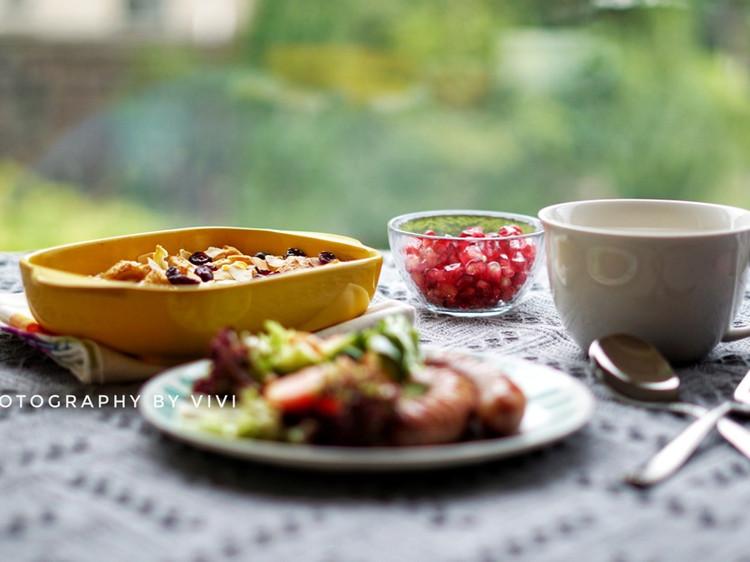每天都要好好吃早餐~图6