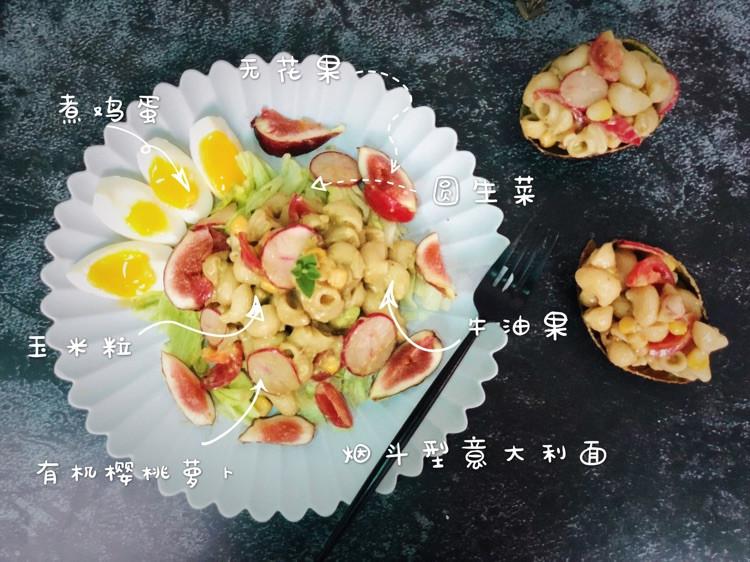 干货:如何挑选牛油果❓超强减脂餐牛油果酱拌意大利面做法~图2