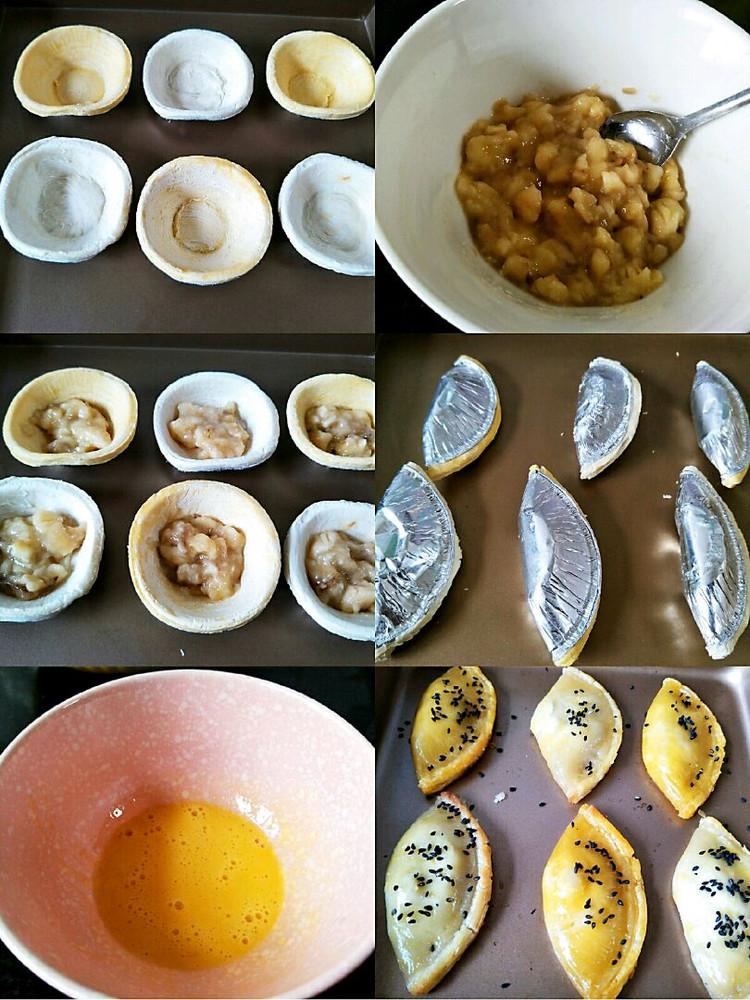 🔥比蛋挞好吃百倍的香蕉派,健康低脂,不怕胖图6