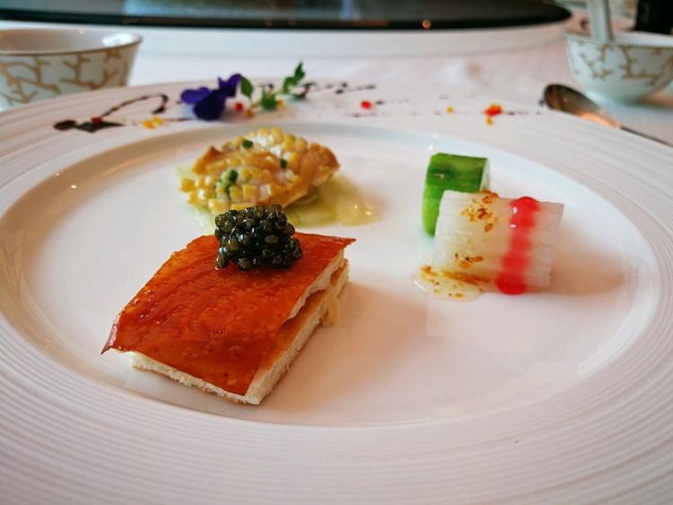 粤菜新吃,探秘北京首家使用云南鱼子酱的中餐厅图1
