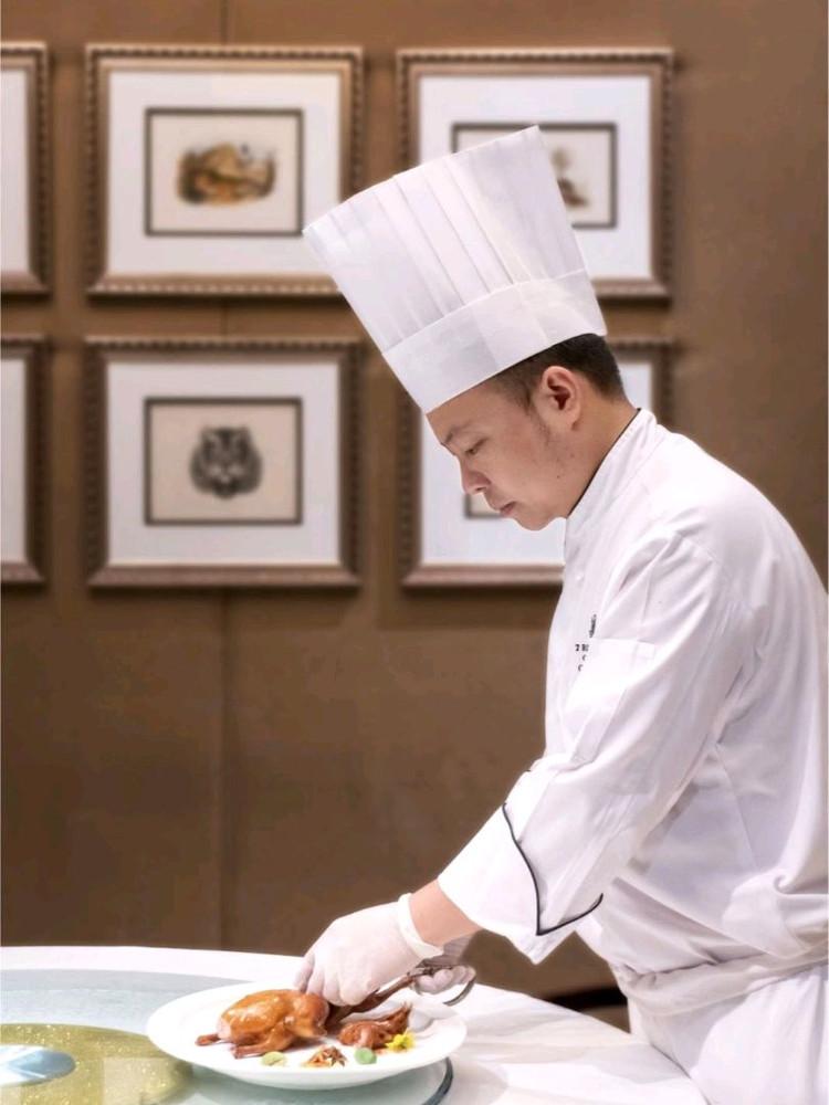 粤菜新吃,探秘北京首家使用云南鱼子酱的中餐厅图8