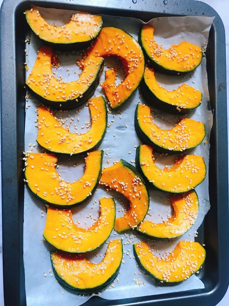 香烤贝贝南瓜图3