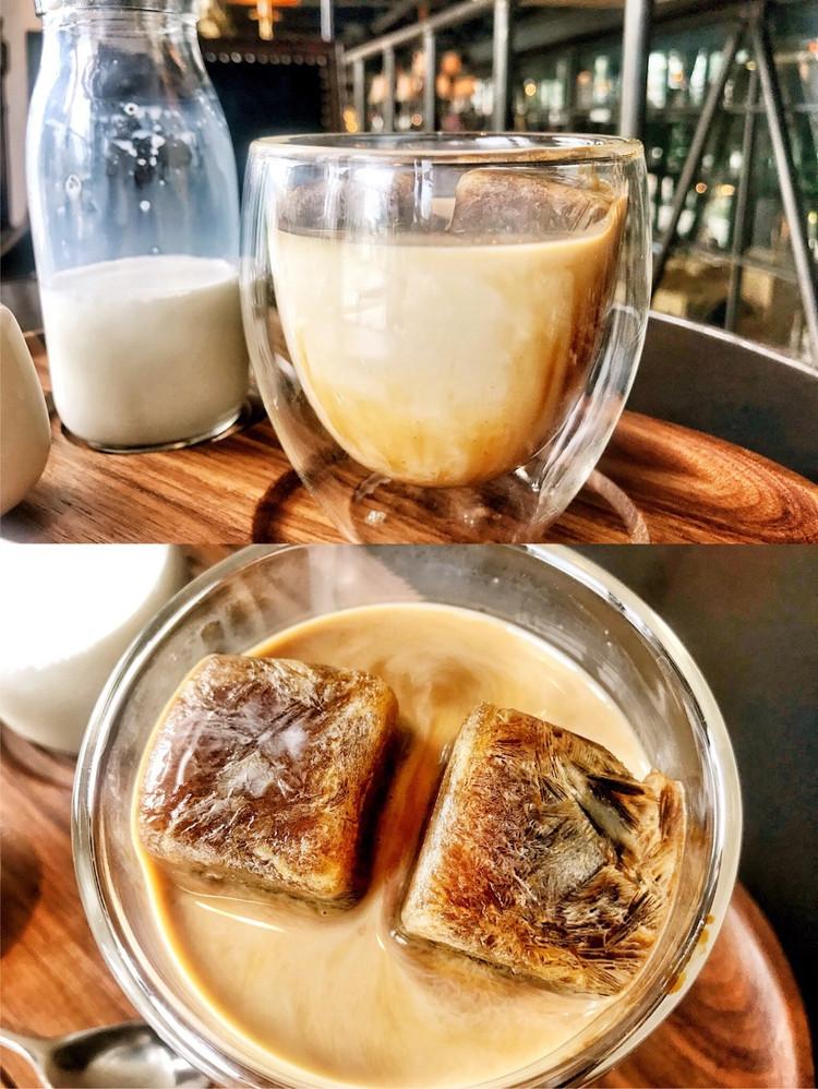 重庆美食下午茶💕体验4000平全亚洲最大的工厂风咖啡店☕图4