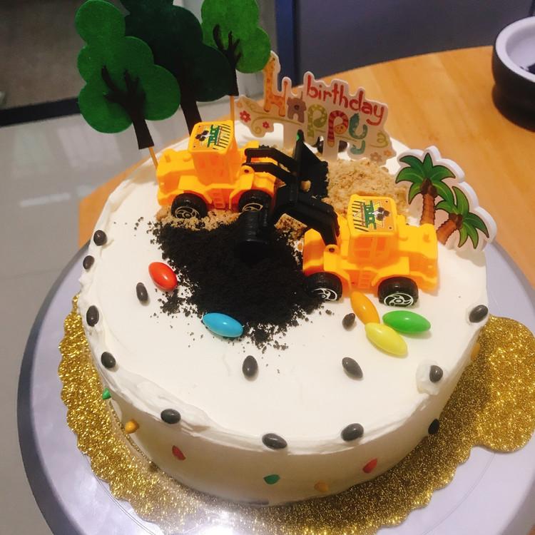 生日蛋糕🎂图1