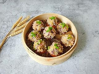 nana的美食日记的七彩糯米丸
