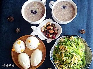 营养师晴妈的丰盛的早餐 元气满满新一天