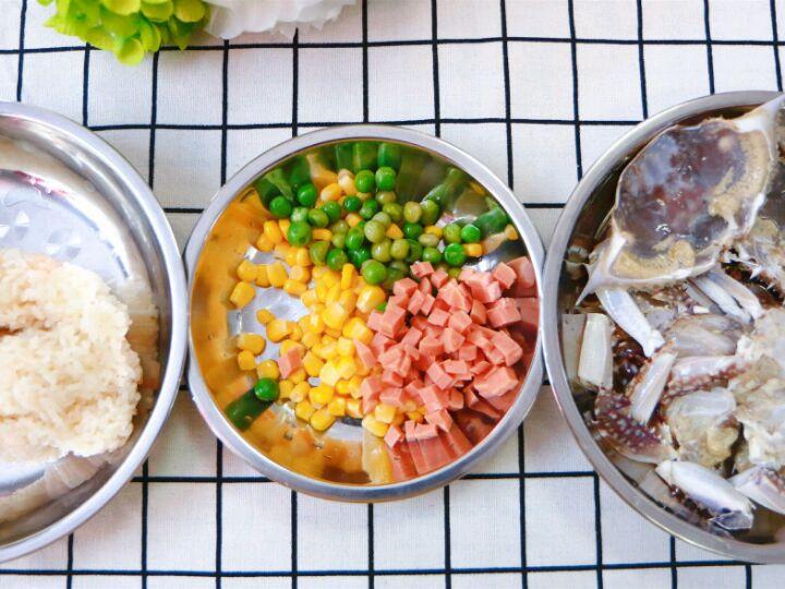 【蟹肉糯米饭】管饱也管鲜~图2