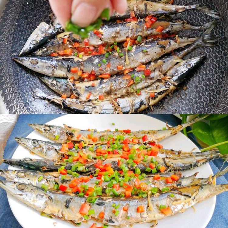 秋刀鱼的味道,你想不想了解?我们一起吃【香煎秋刀鱼】吧图7