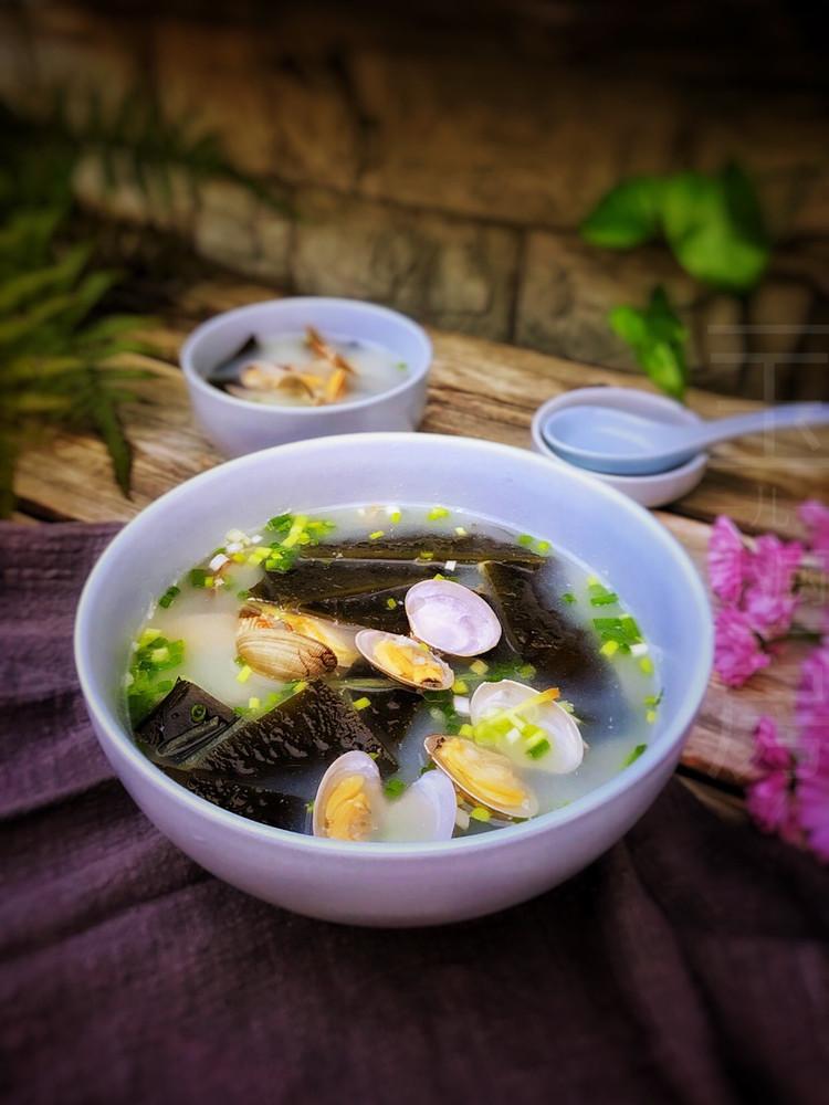 蛤蜊海鲜汤图8
