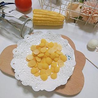 宝宝营养辅食食谱的适合大宝贝的玉米小松饼来了~10+玉米小松饼