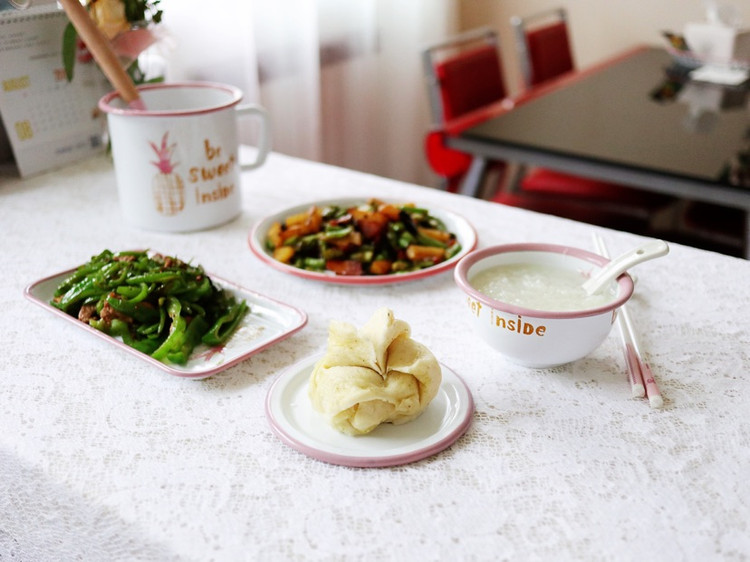 中式早餐来一份,久违了图1