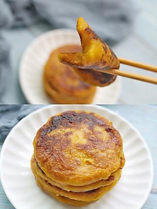 馨儿小食记的南瓜糯米饼
