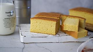 小衣服厨娘的教你制作过年必备古早味伴手礼-百年历史长崎蛋糕家庭做法