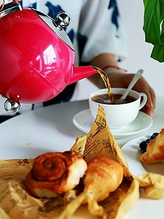 鱼小厨的如何吃(拍)出有逼格的下午茶❓