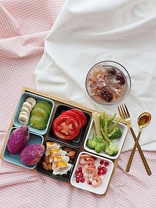 乔妃記的今日轻食記分享~好的早餐好的态度