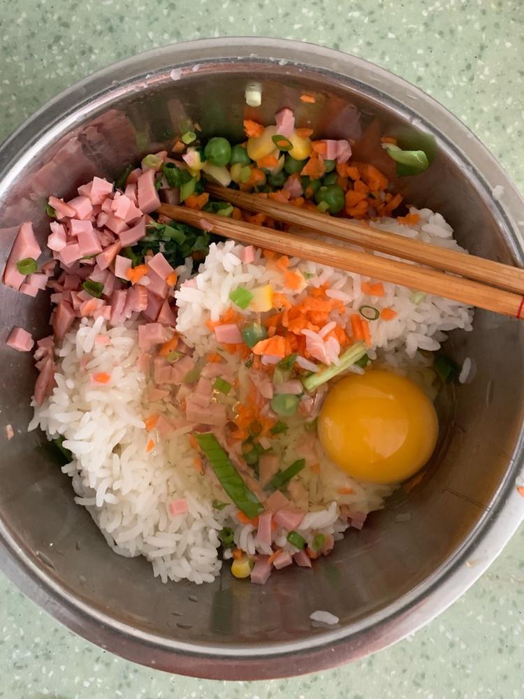 杂蔬大米饼图3