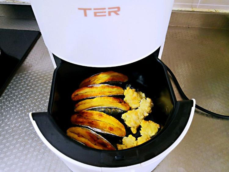 4.20日早餐:苹果派+巴旦木米润豆奶糊+杂粮米糊图6