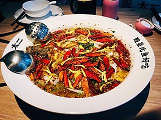 Mao大妞的太二酸菜鱼,酸菜比鱼好吃😀