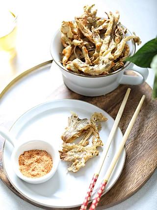 亦荷yihe的蘑菇控最爱的烤蘑菇