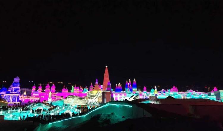 哈尔滨冰雪大世界-雪乡攻略分享图2
