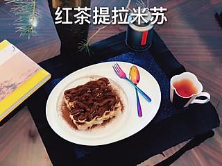霂雨阳光的🍮红茶提拉米苏