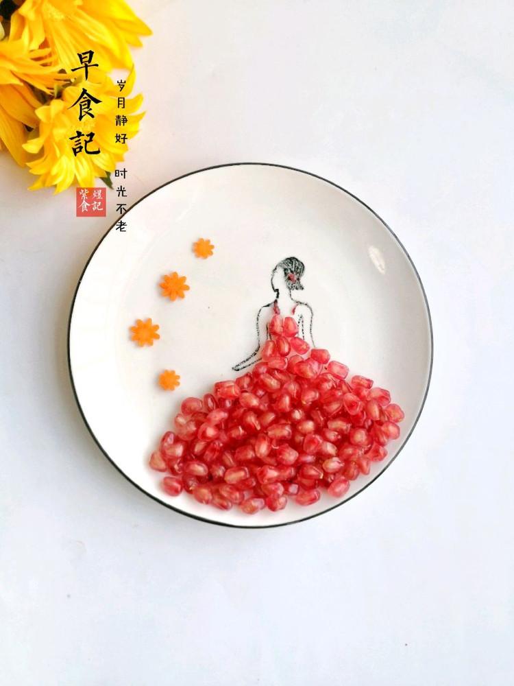 🍂美味石榴花样吃🍂图2