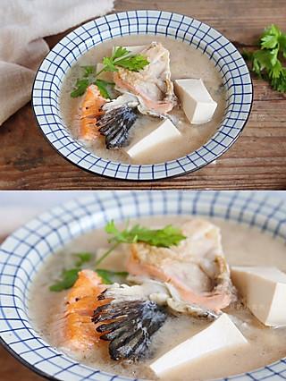 煮鱼头汤加一勺它,不喝三碗不罢休,做法太简单了!【附做法小技巧】