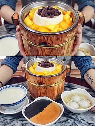 曦曦^O^的广州探店|首家‼️木桶 石磨立体豆花 👉🏼100➕传统广州美食人均1⃣️4⃣️元