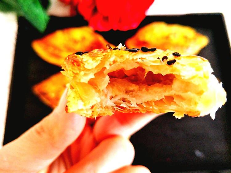 🔥比蛋挞好吃百倍的香蕉派,健康低脂,不怕胖图4