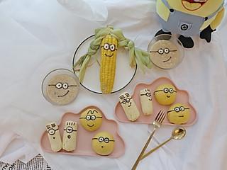 乔妃記的玩转小黄人创意餐