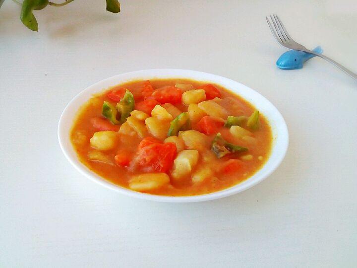 咖喱土豆一相逢,开胃下饭又驱寒,冬天多做给家人吃吧图3