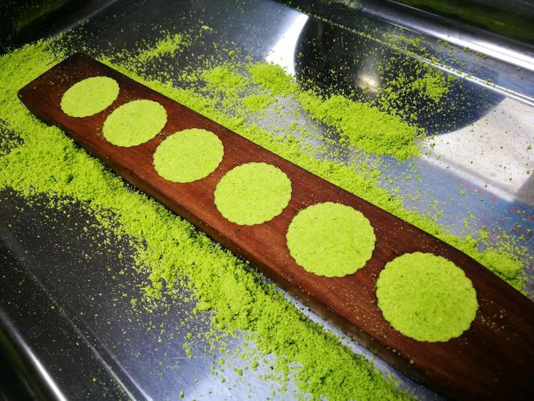 桑叶粉米糕图5