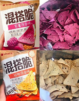袋鼠和鱼干酱的零食测评 Ⅰ 12款网红新品薯片测评❗️买薯片前必看❗️❗️