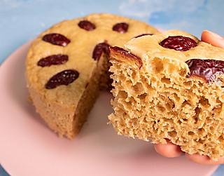 满妈厨房宝宝辅食的红糖发糕,这个发糕比蛋糕还好吃