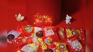 小狐狸系厨娘的自制鼠年🐭新年礼盒🎁