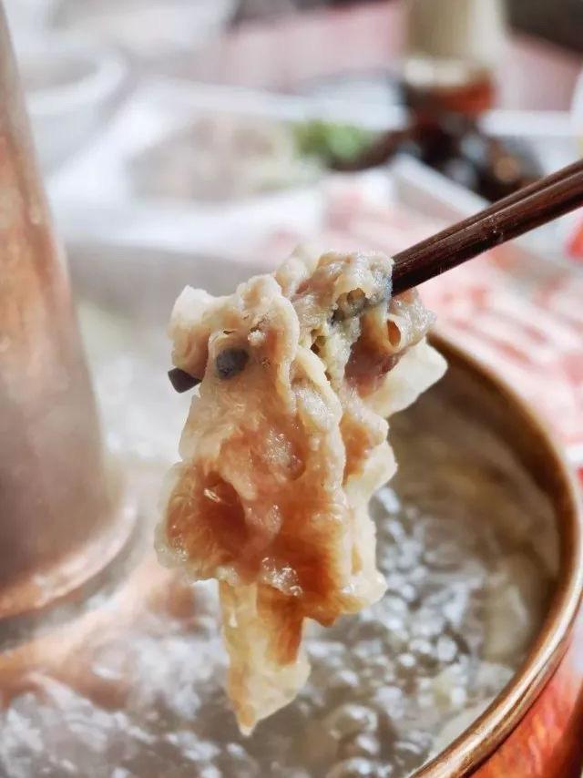 """""""讲究但不将就""""的老北京涮肉,你到底会不会吃?咱们边吃边聊聊图1"""