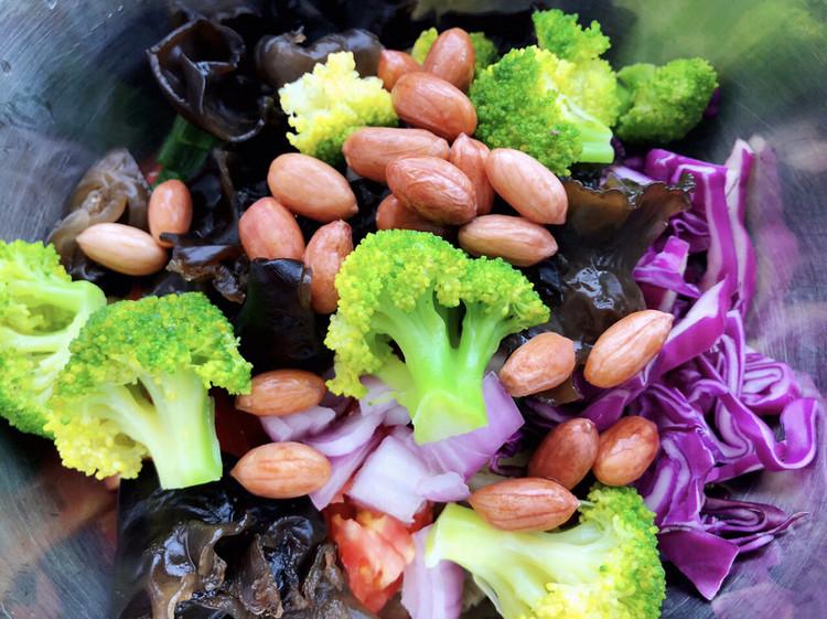 自制蔬菜沙拉图3