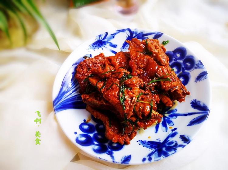 红烧大排:家人都喜欢吃肉  有肉就欢😋图2